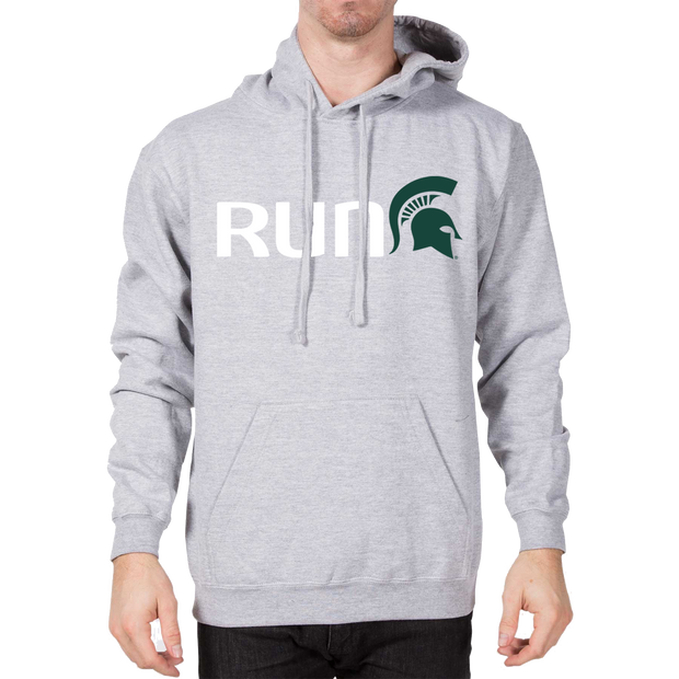 Run Sparty Sweatshirt (Unisex)