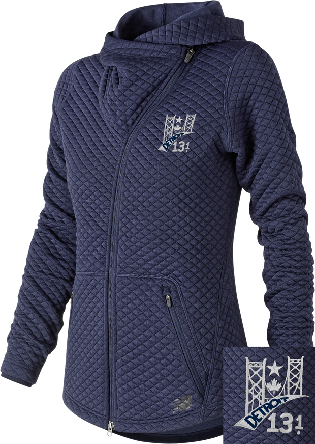 Heat Loft Asym Jacket PGM (Women) (13.1 only)