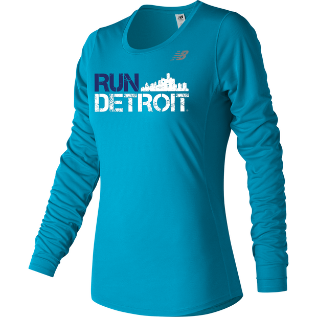 Run Detroit Accelerate Long Sleeve PLR (Women)