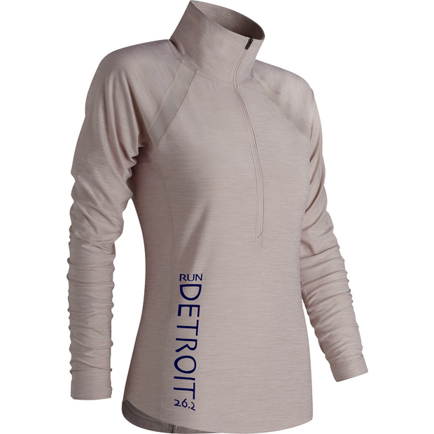 Detroit Anticipate Half Zip CS1 (Women) (26.2 only)