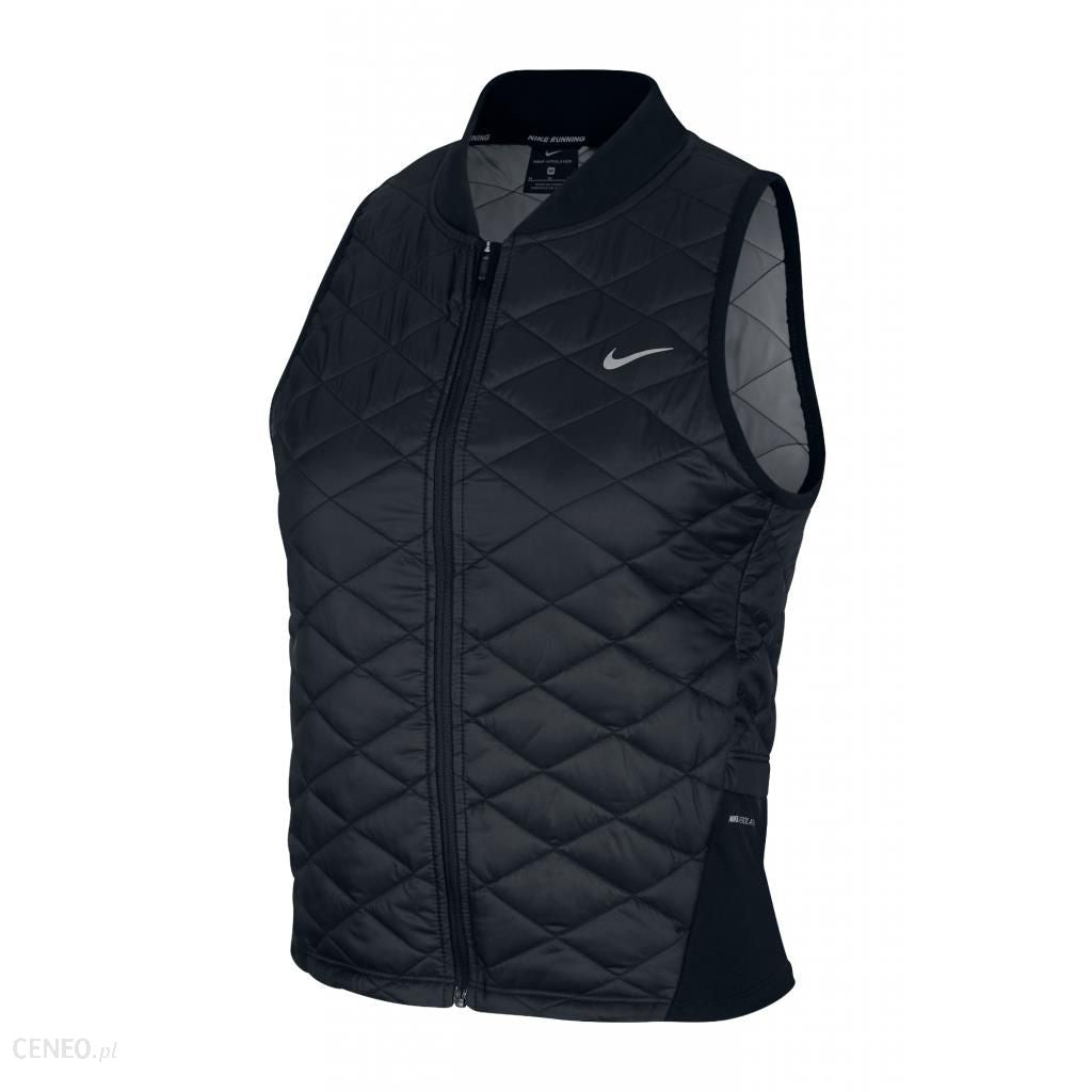 AeroLayer Vest Black (Women)