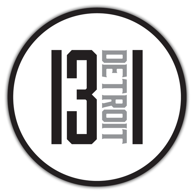 Detroit 13.1 Sticker