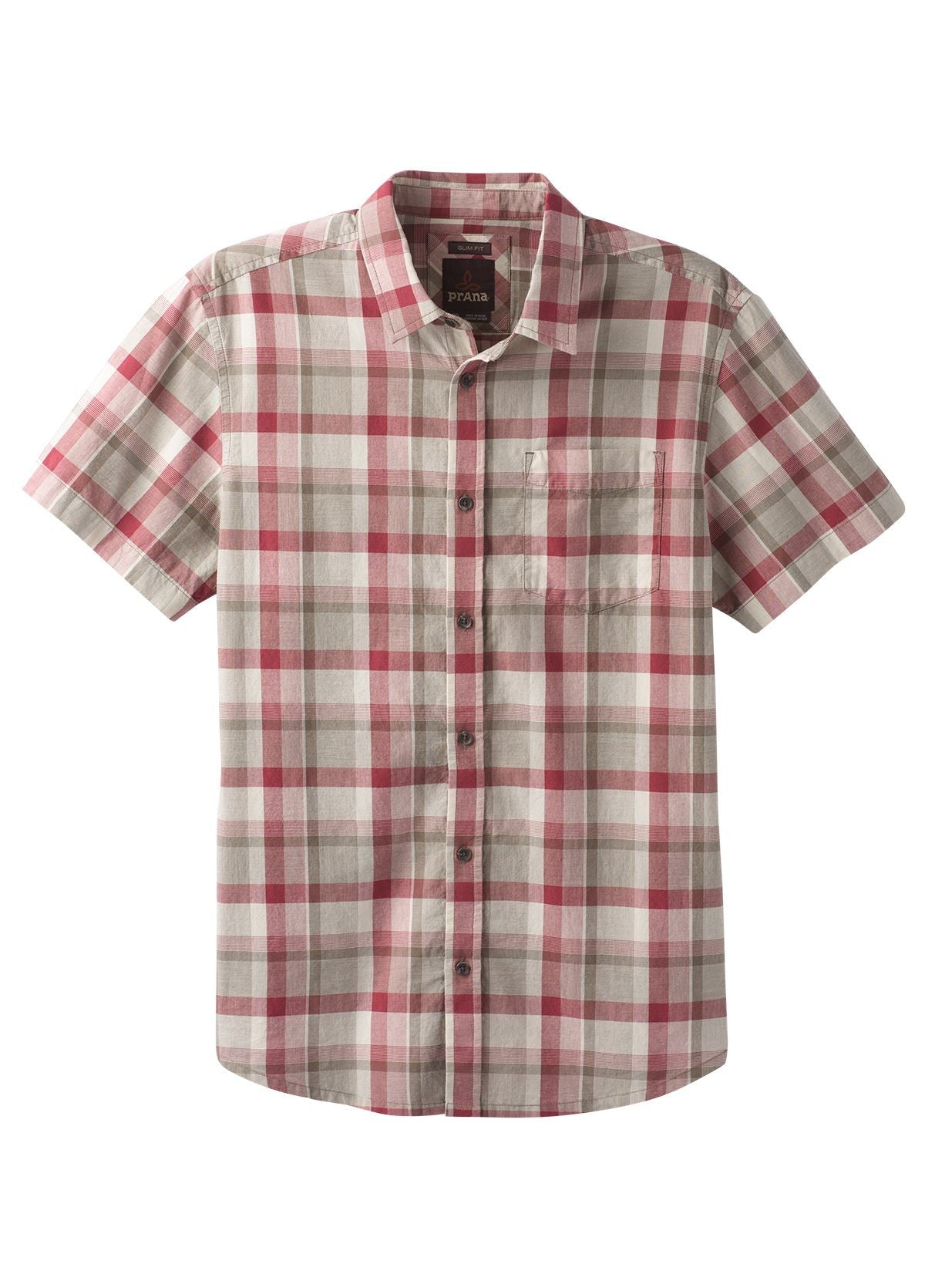 Bryner Shirt Stone (Men)