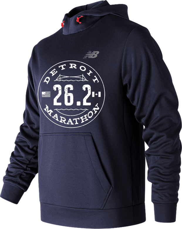 Detroit Oval Fleece (Men)