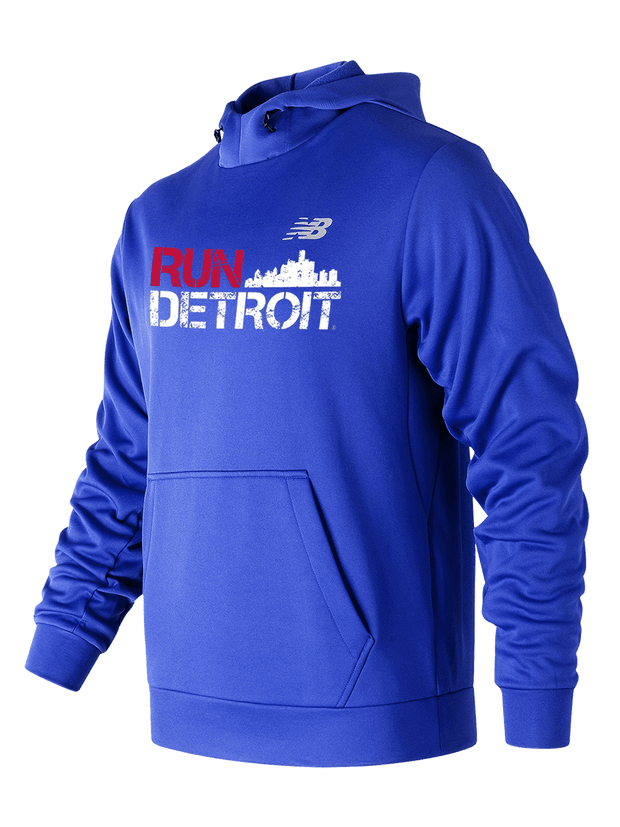 Run Detroit Fleece H -