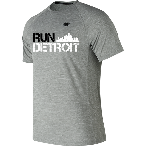 Run Detroit Short Sleeve AG (Men)