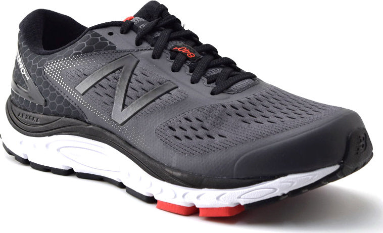 Men's NB 840 V4 GRY D Standard (Neutral)
