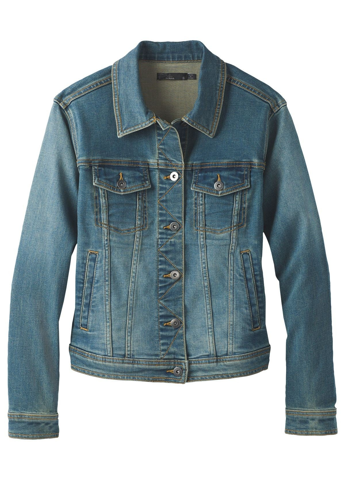 Abbot Jacket Heritage Wash