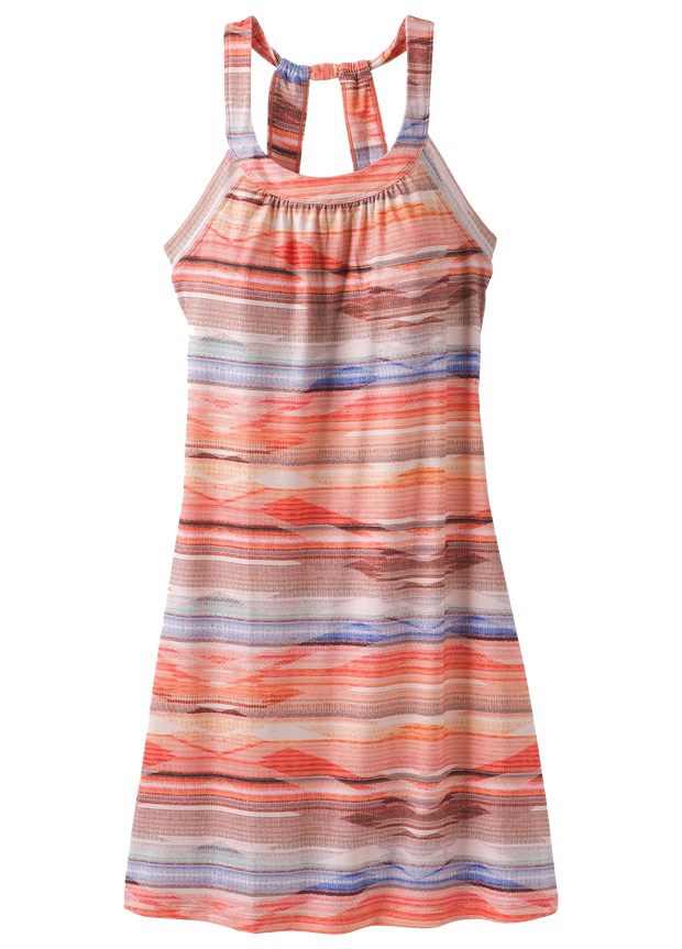 Cantine Dress Peach