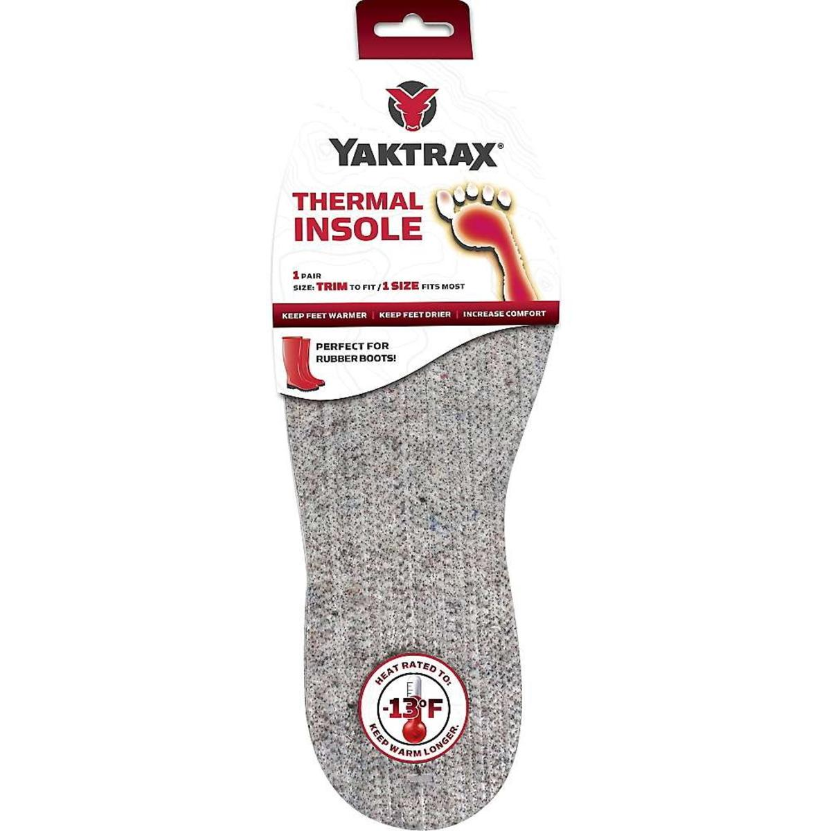 IMPLUS CORPORATION THERMAL INSOLE -