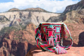 Love our new Wayuu Bags!