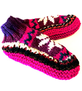 Wool Booties - T.Karn Imports
