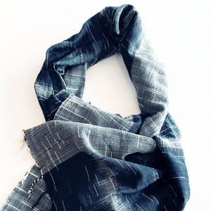 Graphite Scarf - T.Karn Imports