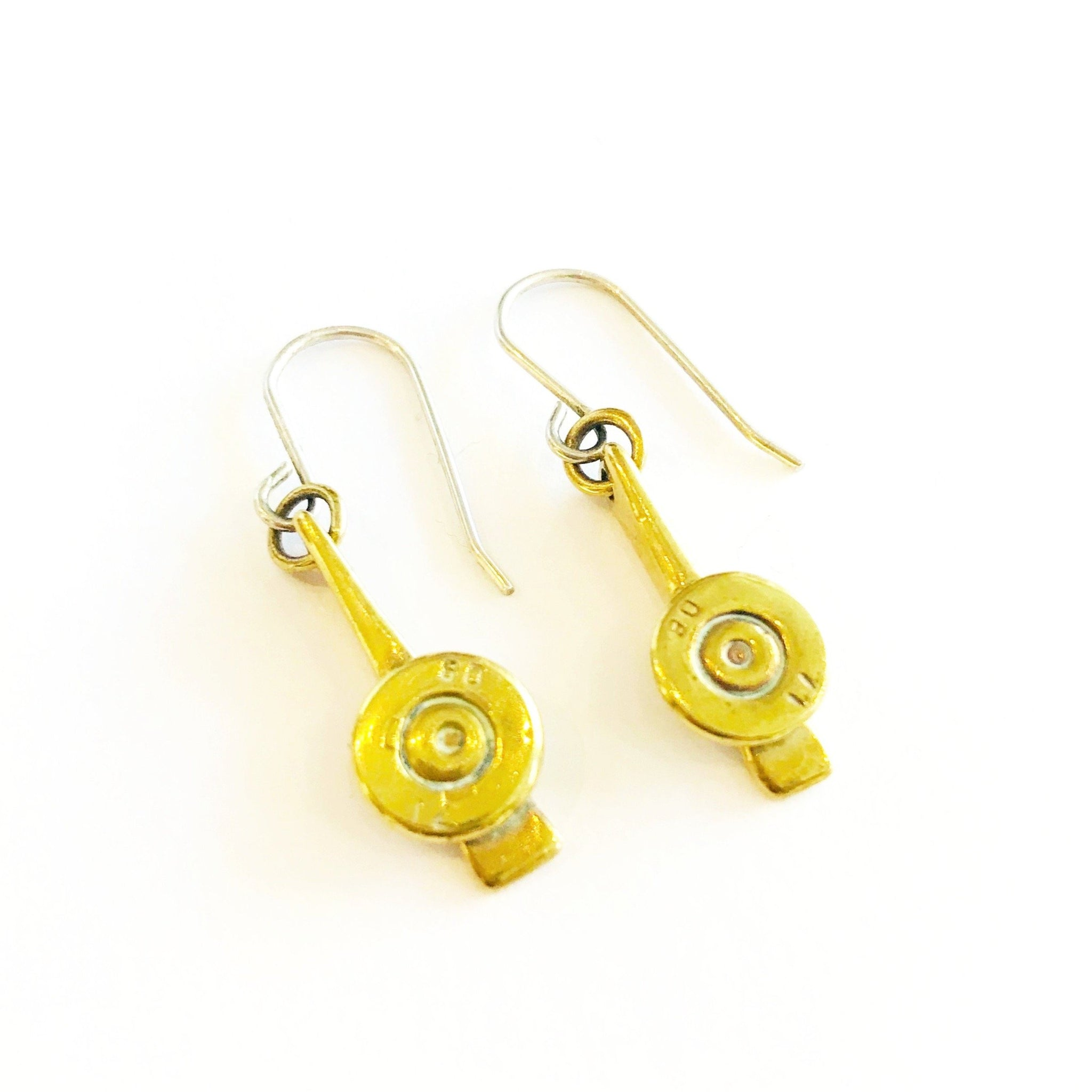 Ammo Drop Earrings - T.Karn Imports