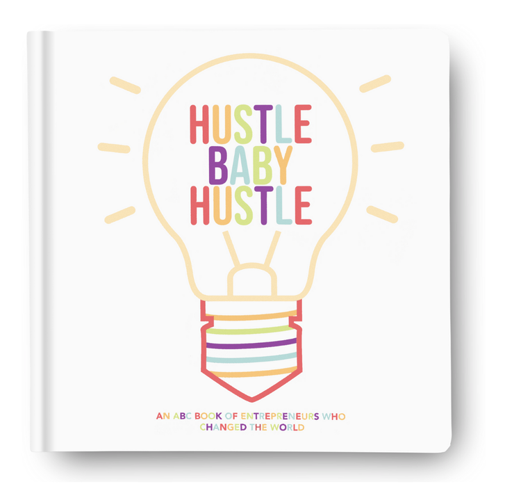"""Hustle Baby Hustle"" Book"