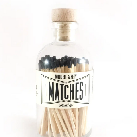 Apothecary Matches - T.Karn Imports