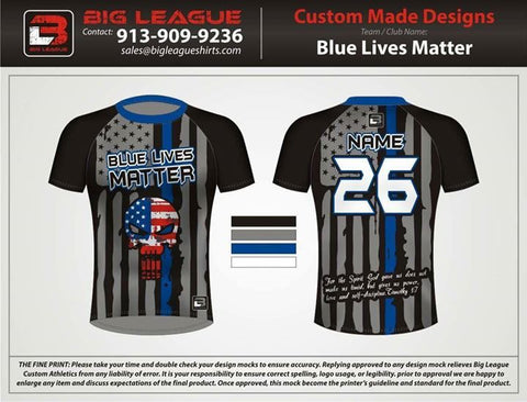Blue Lives Matter - Buy In