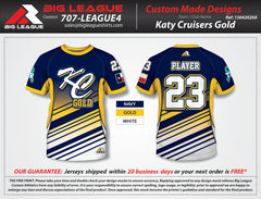 Katy Cruisers Fan Wear
