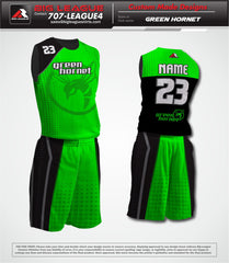Green Hornets - Basketball