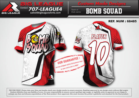 Bomb Squad 2 - Softball