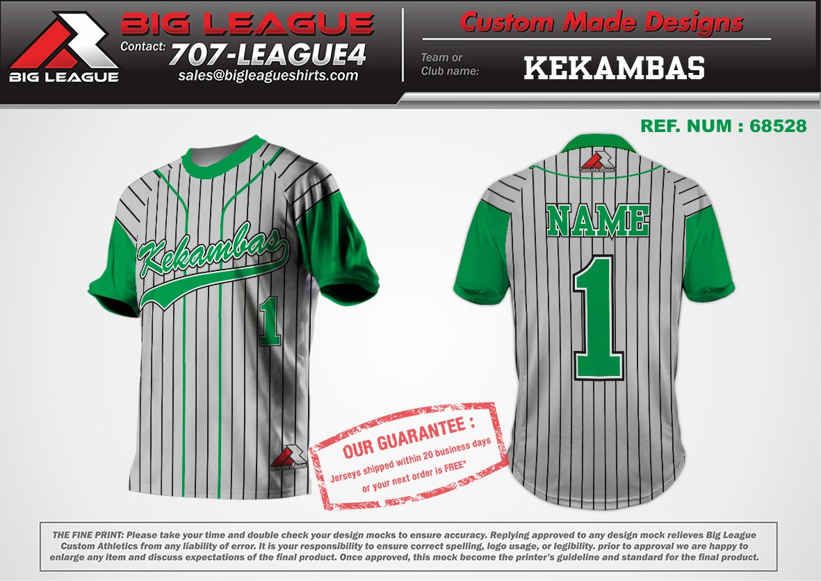 Kekambas - Softball - Buy In