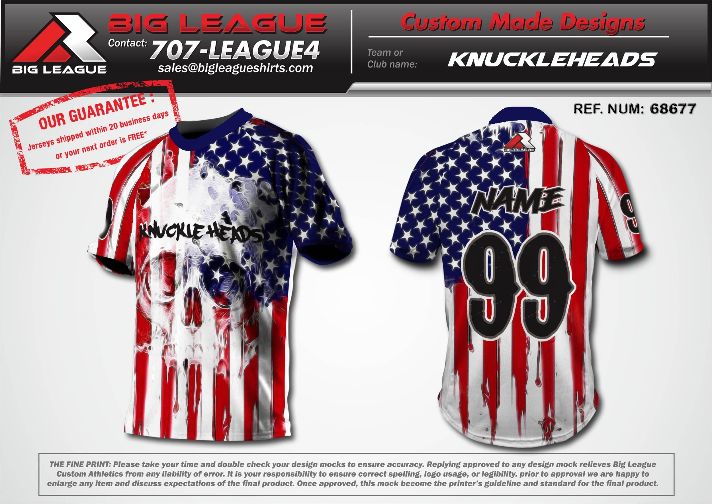 Knuckleheads - Softball - Buy In