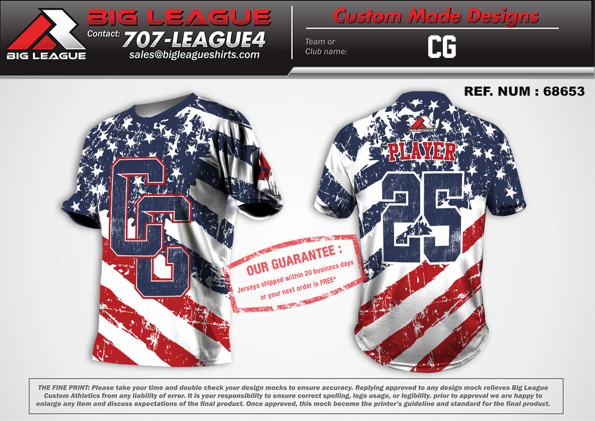 USA Coast Guard - Softball - Buy In