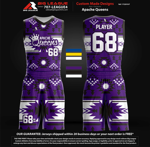 ccb9aafaa1e Big League Shirts | Custom Sports Jerseys | Full Dye Sublimation