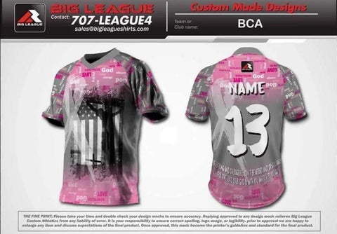 Breast Cancer Awareness (BCA) - Buy In