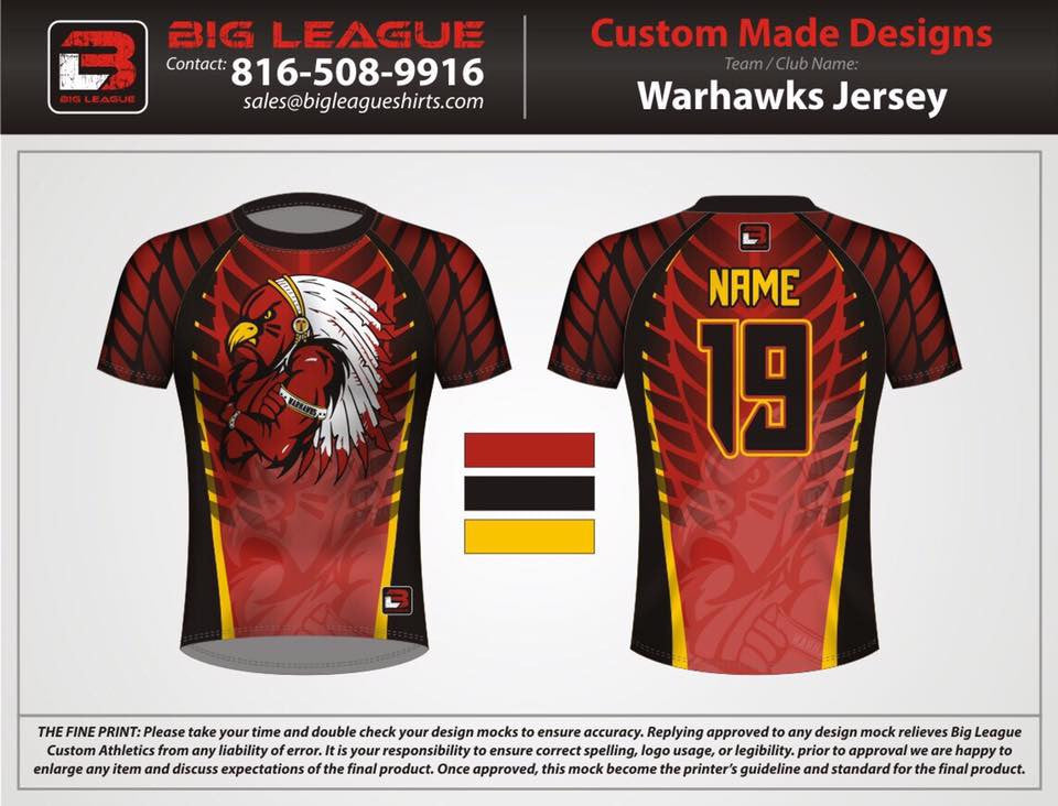 Warhawks - Flag Football