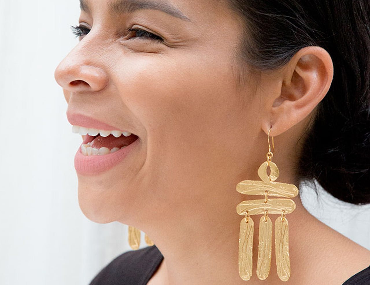 Bold Earrings, in every size