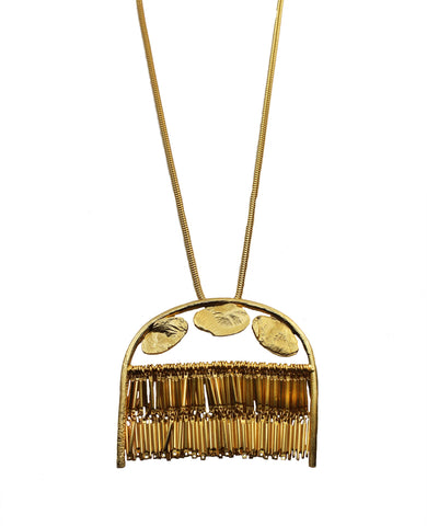 Fringe Theory Deluxe Necklace