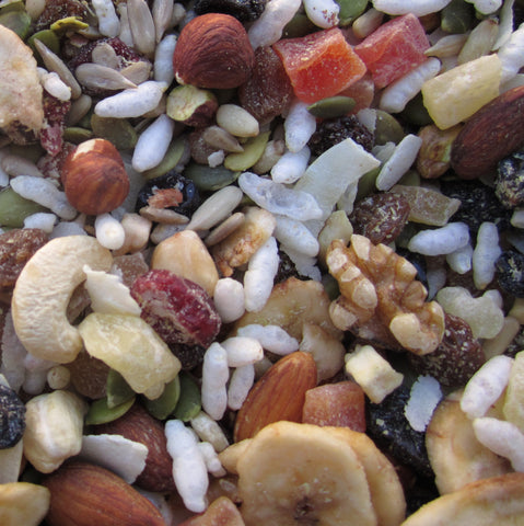 Fruit & Nut Mixes