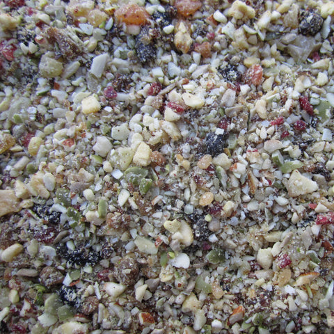 Caribbean FINE Fruit & Nut Mix SUPERFOOD