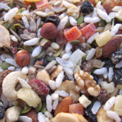 Caribbean COARSE Fruit & Nut Mix SUPERFOOD