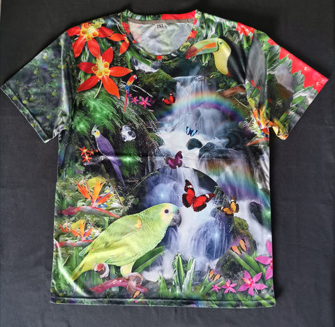 T Shirt Amazon Toucan