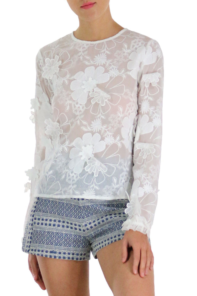Lucia EmbroideryTop