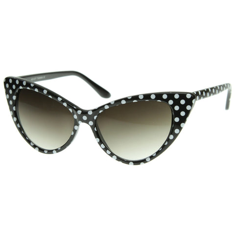 Mary Jane Polka Dots Glasses