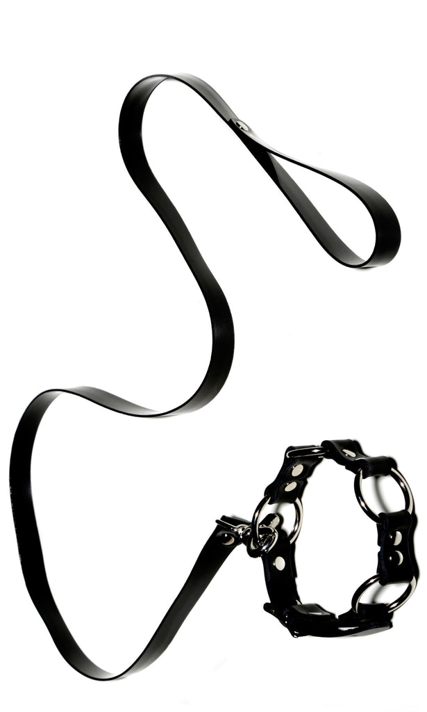 Sexy Fetish Collar And Leash