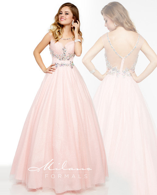 Savannah Quinceanera Gown