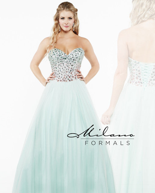 Isabelle Sweetheart Gown