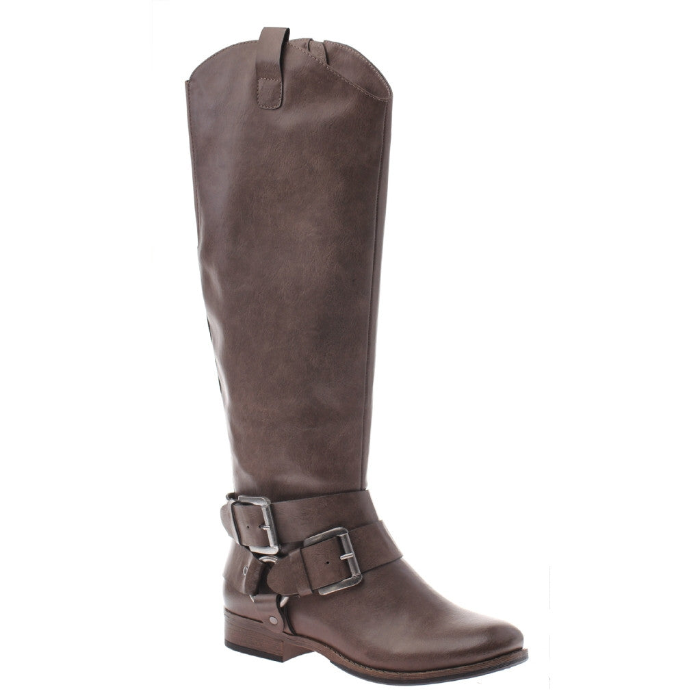 Kate Grey Western Boot