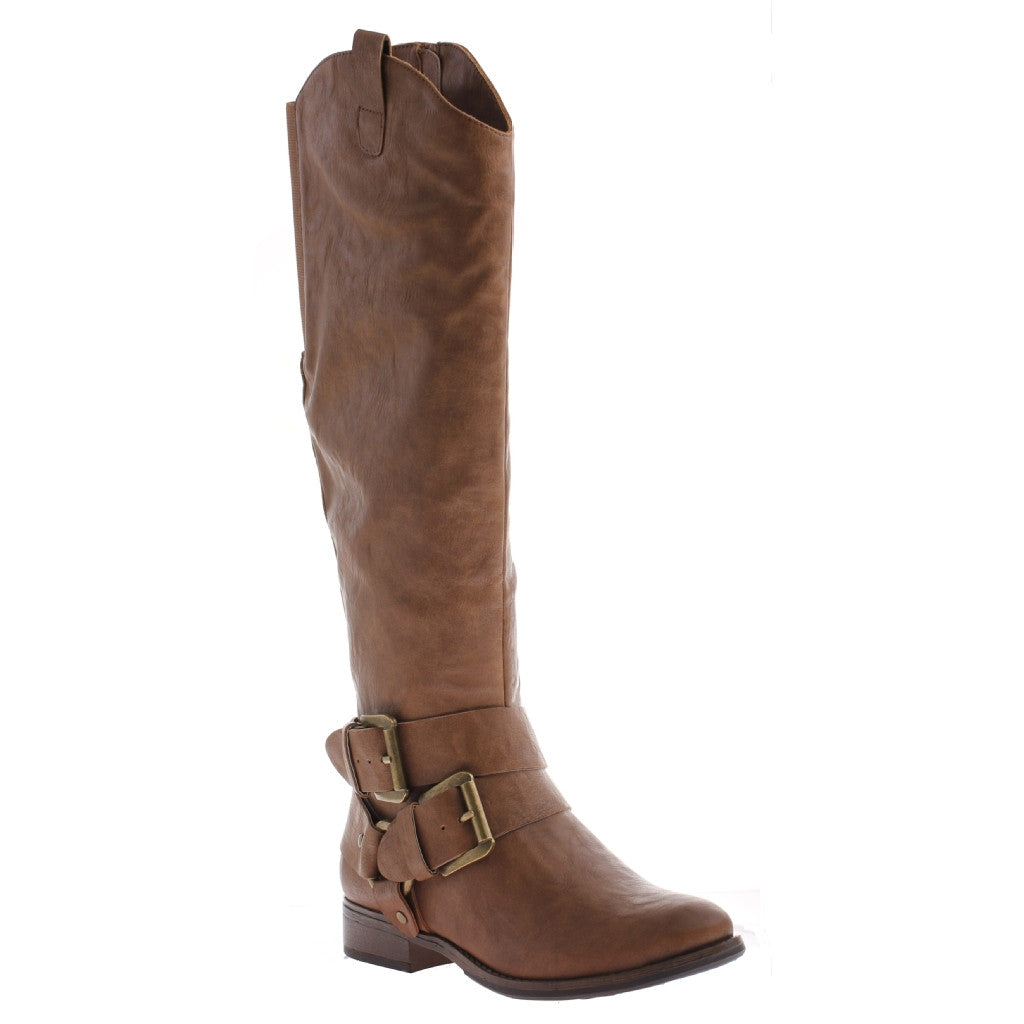 Kate Taupe Western Boot