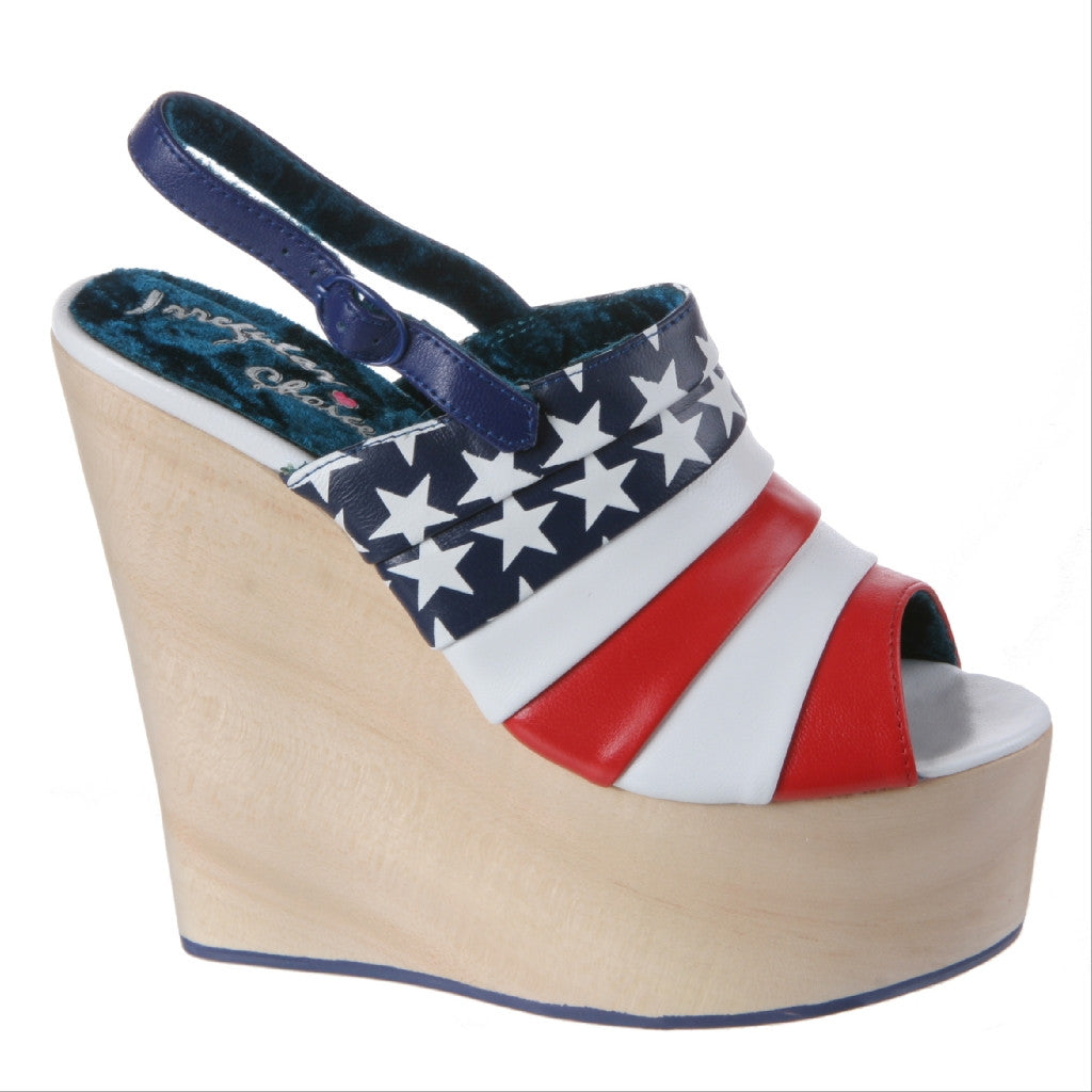 Chica Chola Wedges