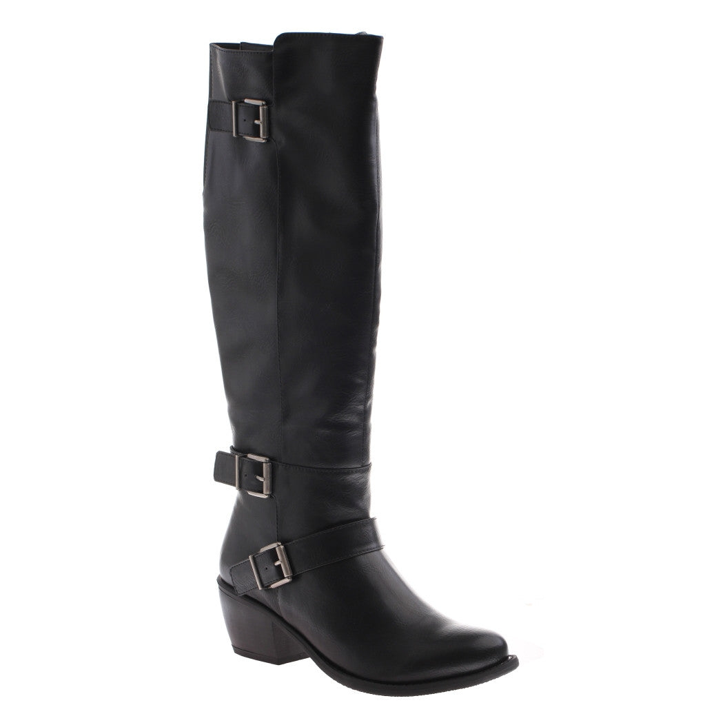 Elsie Black Boot
