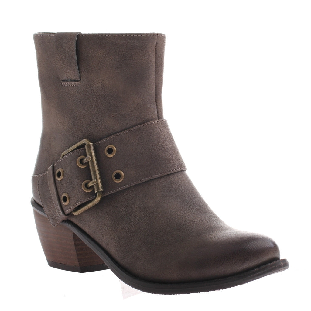 Sam Rich Brown Boot