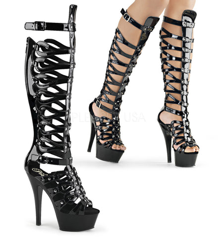 Kiss Knee High Boots