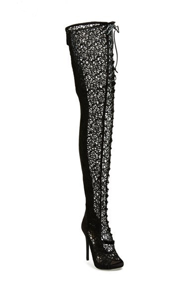 Zigi Maili Thigh High Boot