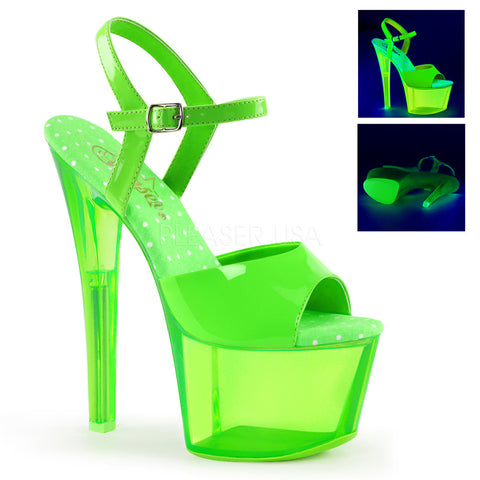 Jolly Green Platform Sandal