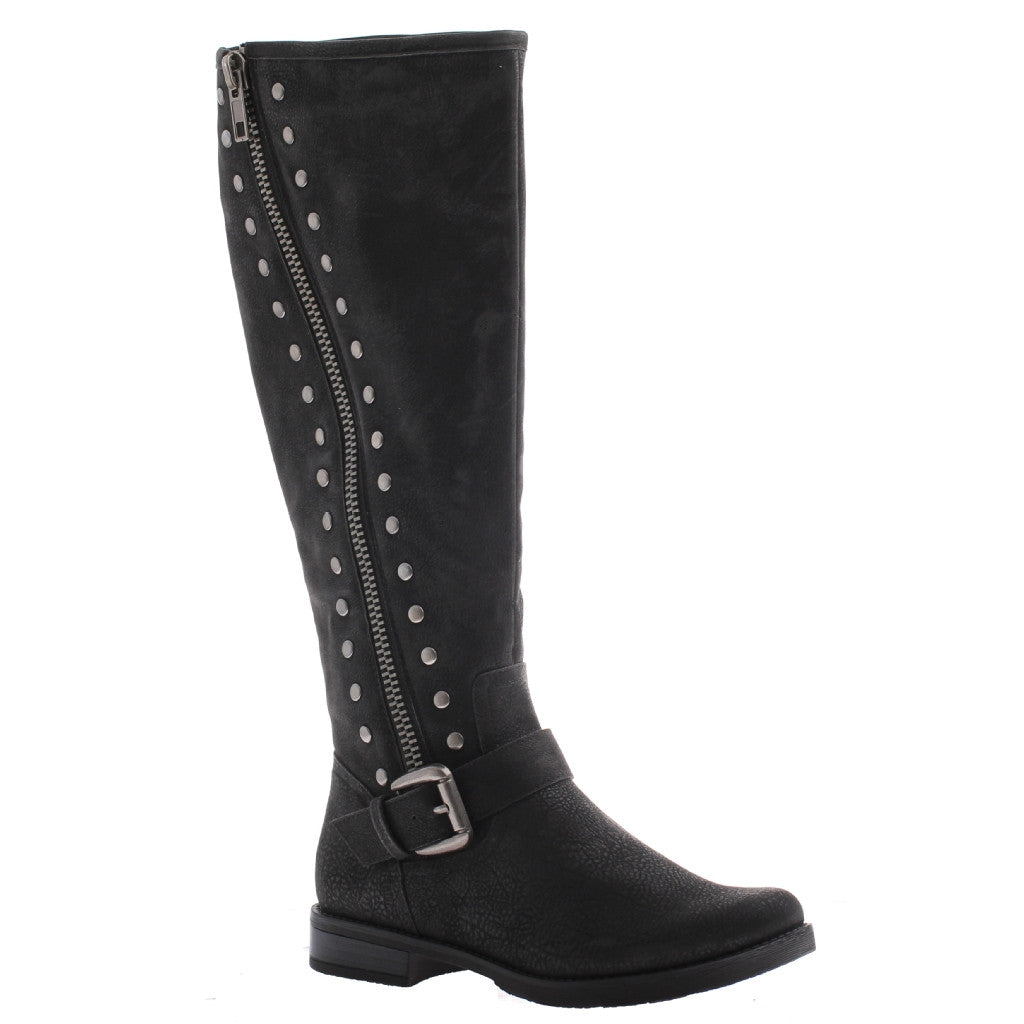 Aria Black Boot